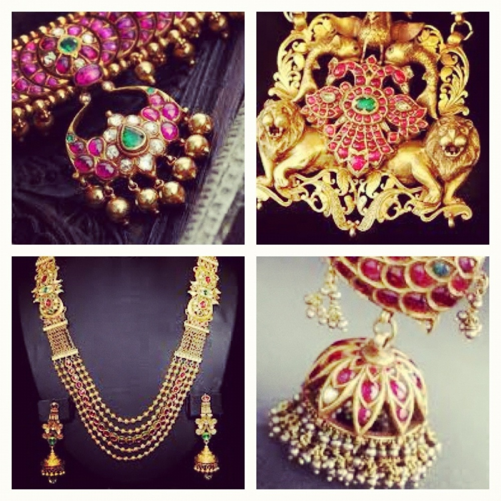 Antique Indian jewellery (1/3)