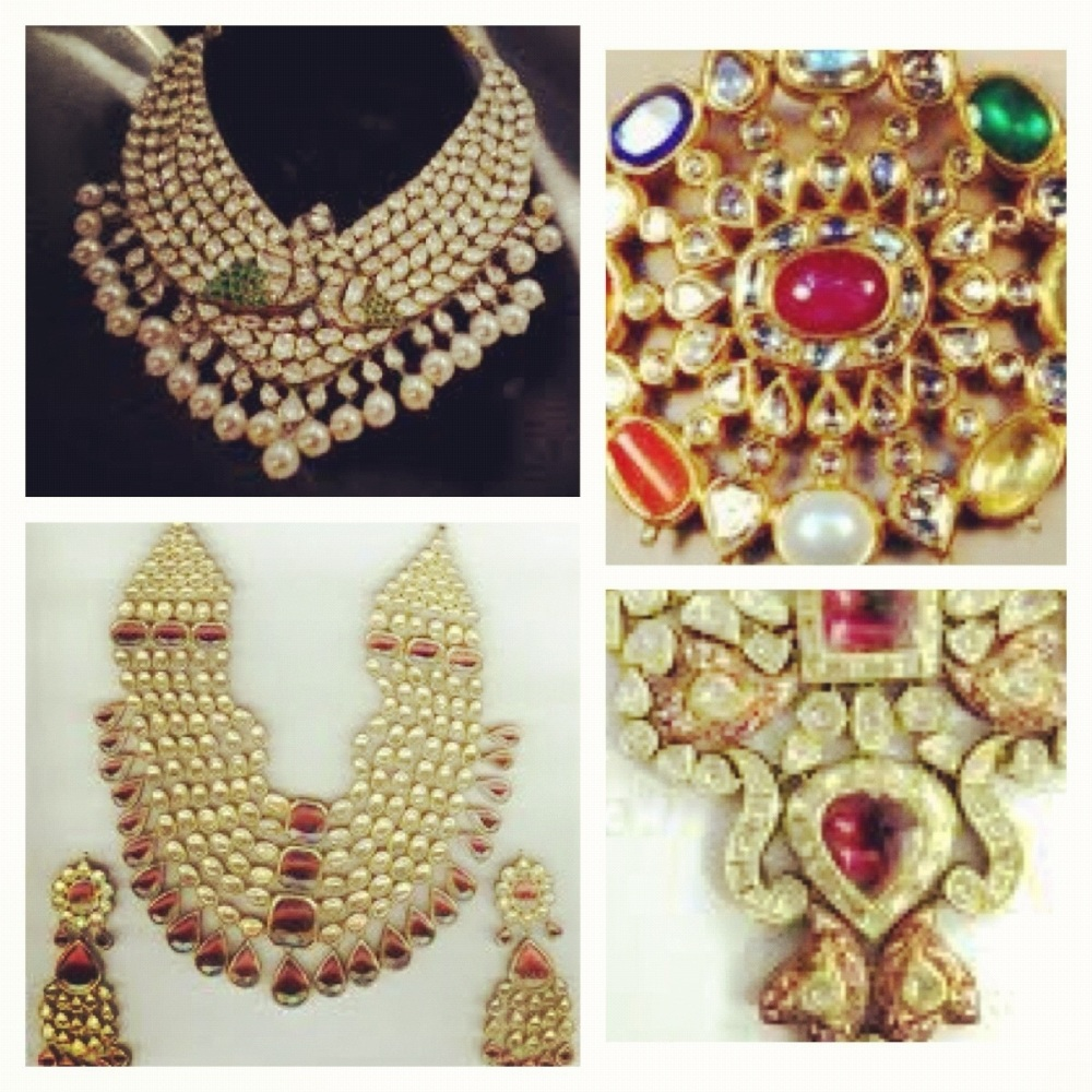 Antique Indian jewellery (2/3)