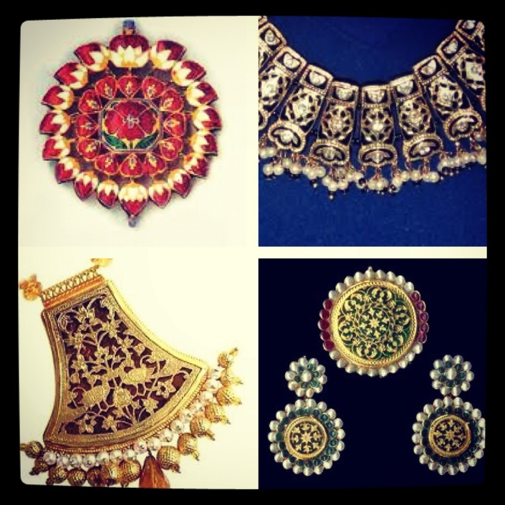 Antique Indian jewellery (3/3)