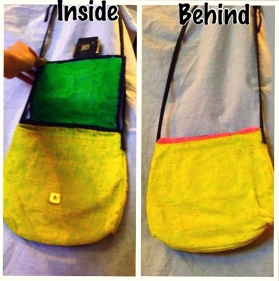DIY bag makeover (6/6)